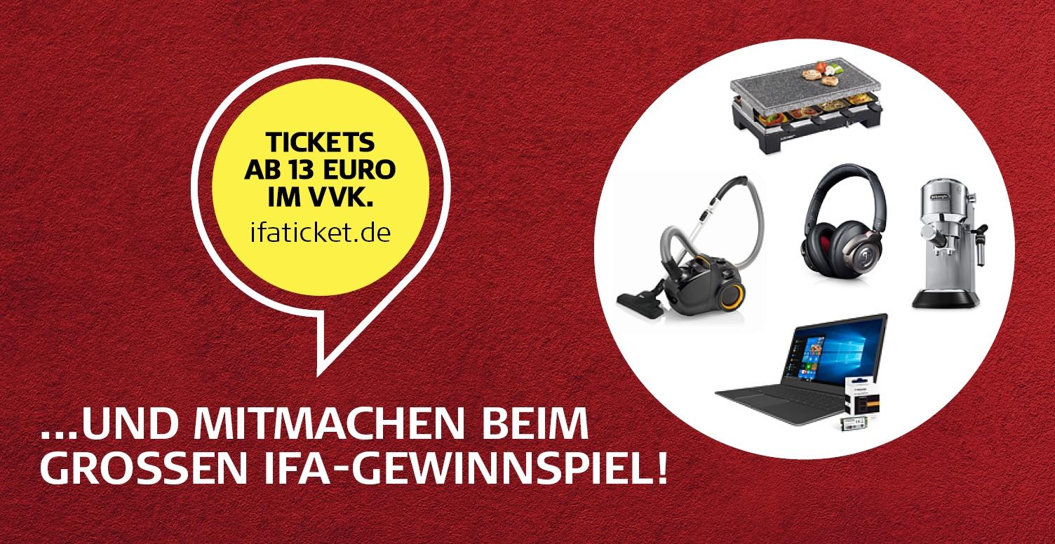 Tickets IFA