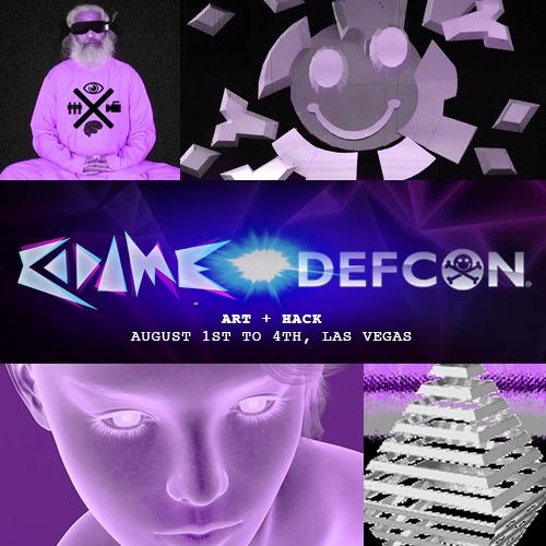 DEFCON x CODAME