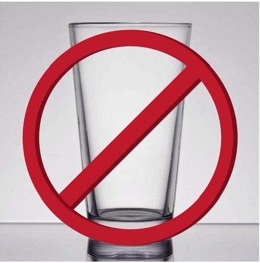 No Shaker Pints
