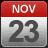 Saturday, November 23rd 2013