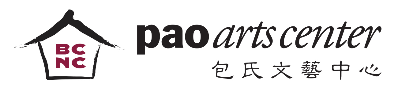 Pao Arts Center Logo BCNC