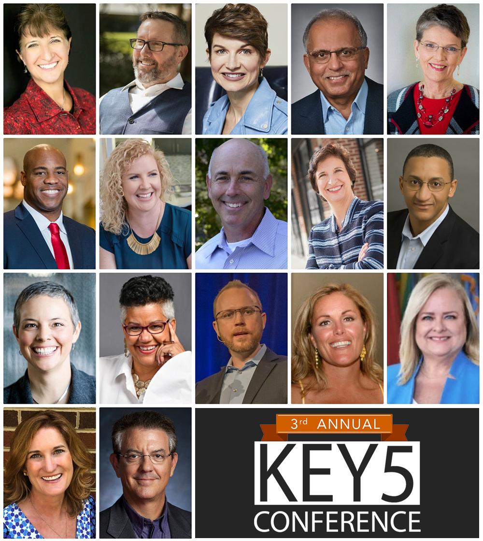 KEY5 2019 speaker lineup