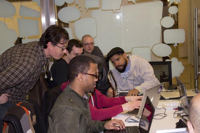 Working Meeting @PETAL et al.