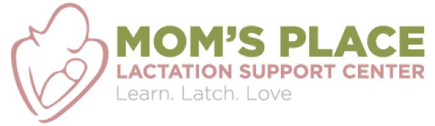 Mom's Place, Lactation Support Center logo
