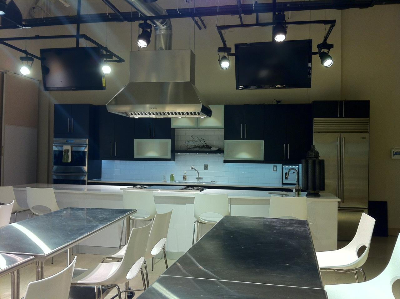 Kitchen Demo Facility at Enterprise Center