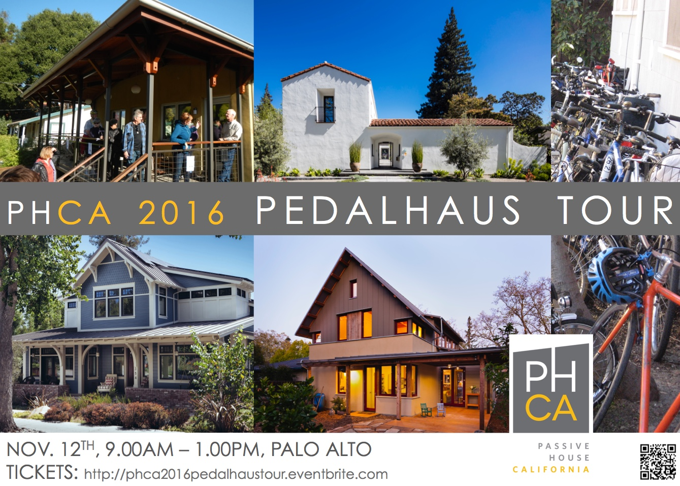 2016 PHCA PedalHaus Tour Poster