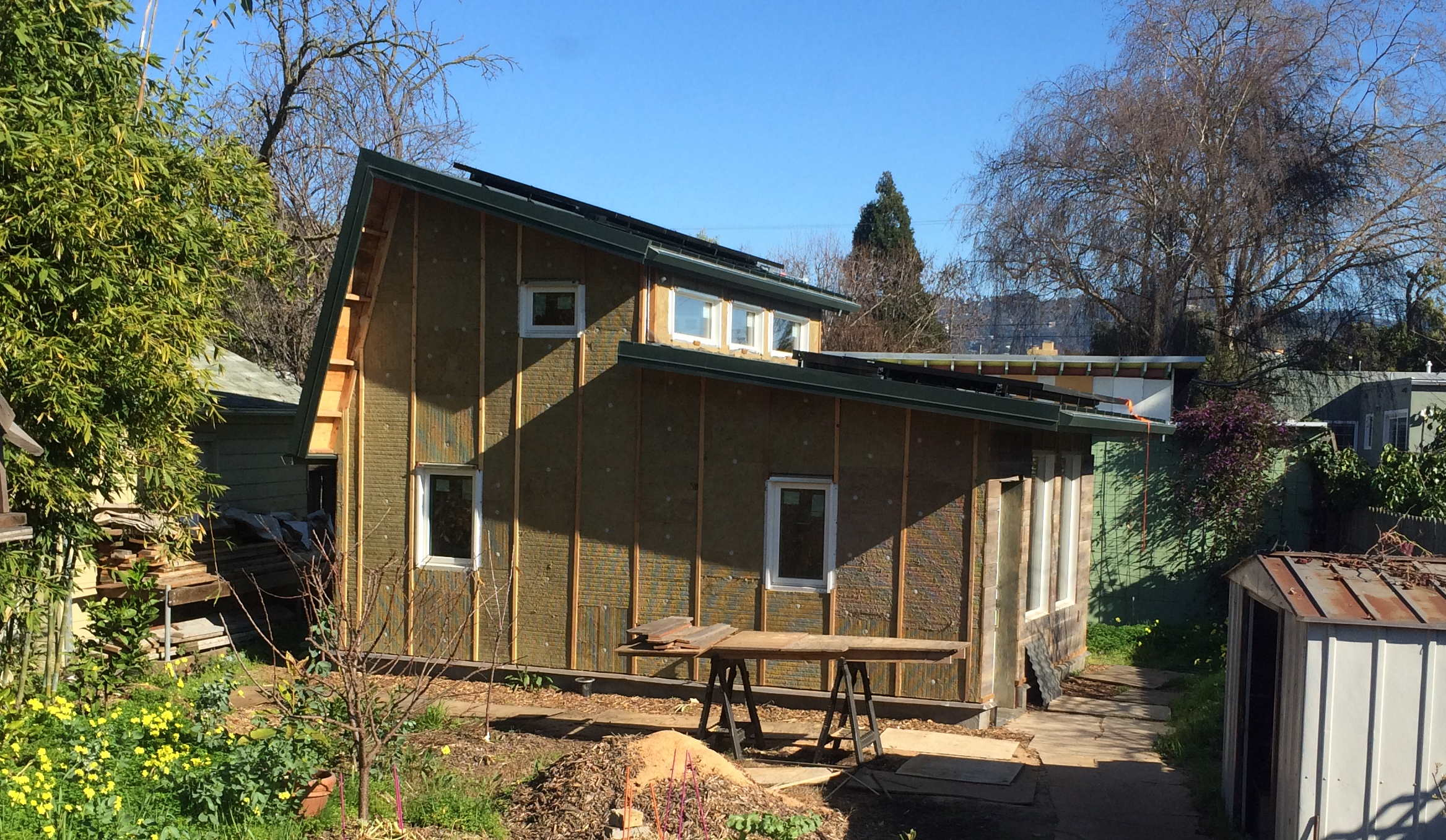 Berkeley Passive House cottage