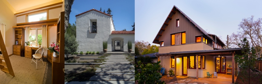 Images of Palo Alto Passive Houses