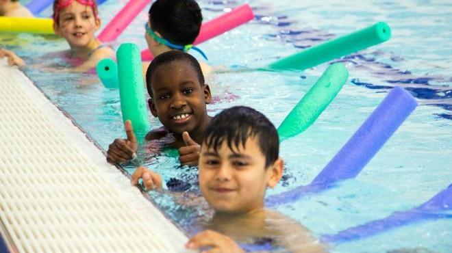 International Learn to Swim Week
