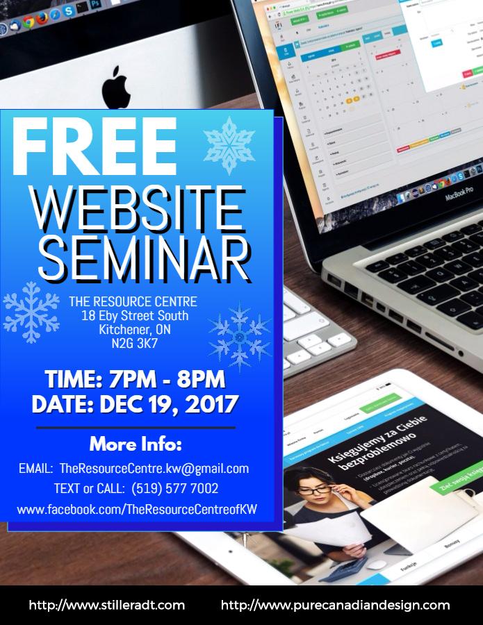 Website Seminar