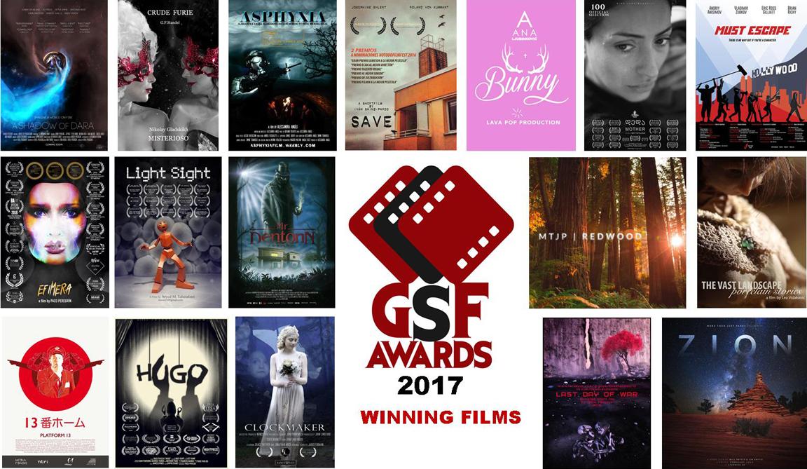 Global Short Film Awards 2017 Winning Films