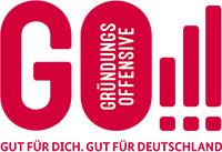Logo Gründungsoffensive Go