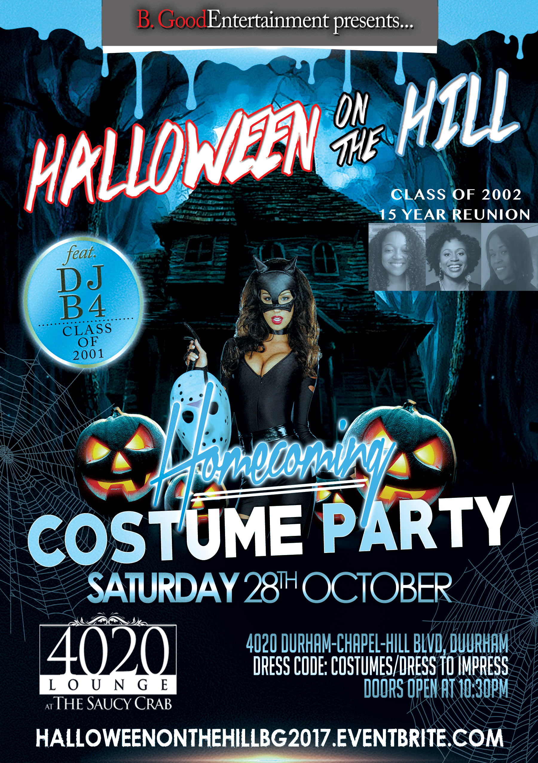 Halloween on the Hill 2017