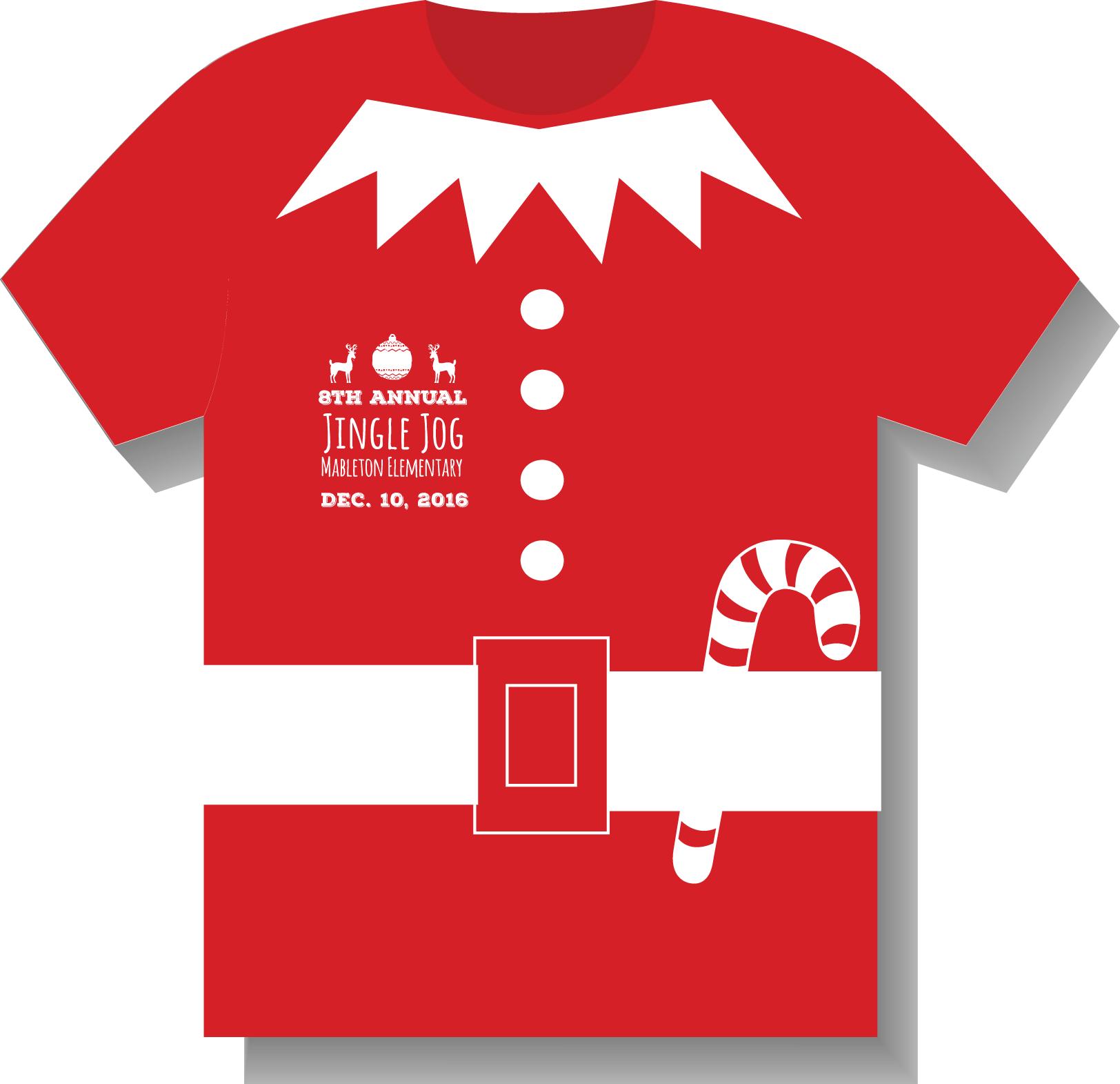 Jingle Jog T-shirt