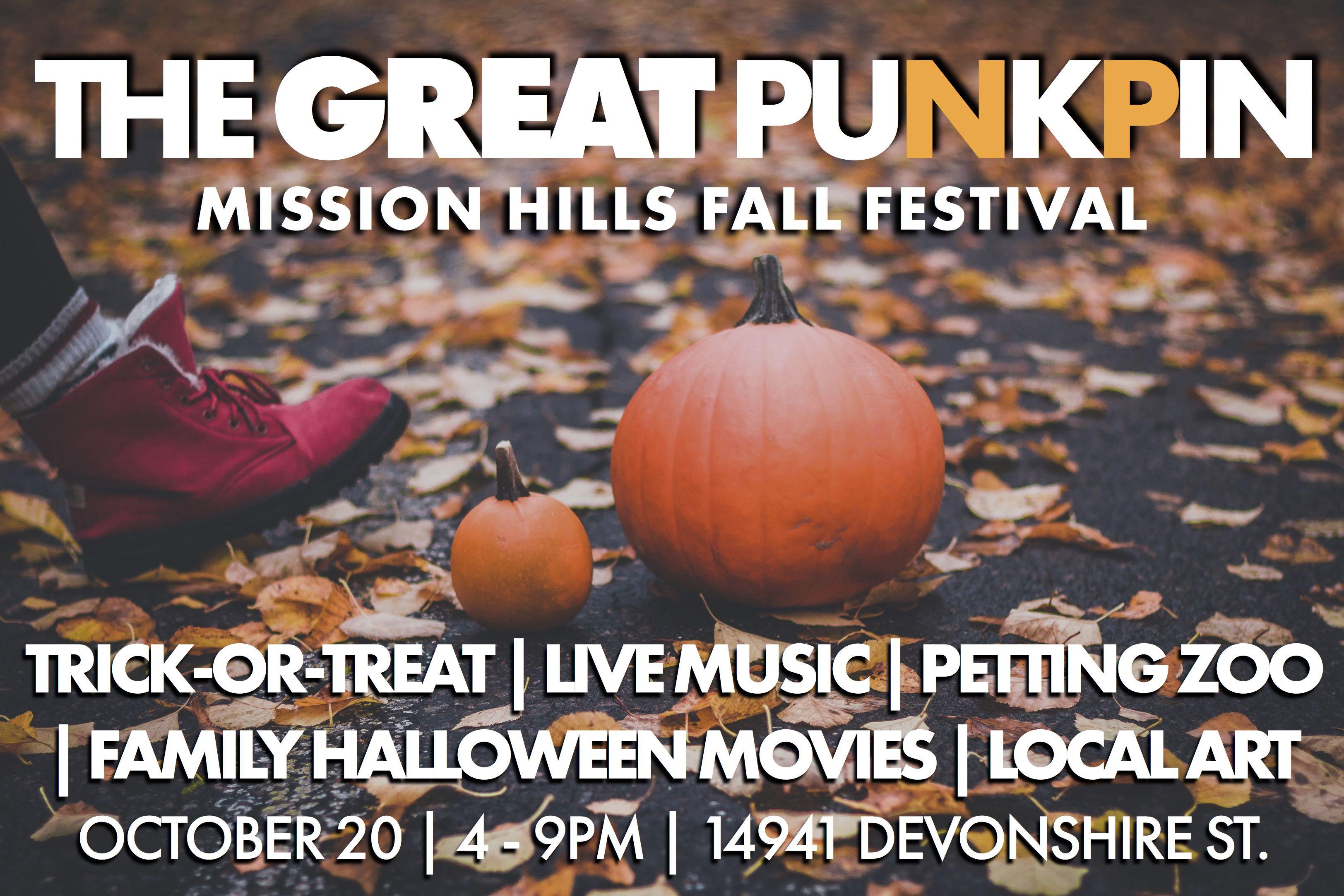 Mission Hills Christian Church - Fall Festival 2018