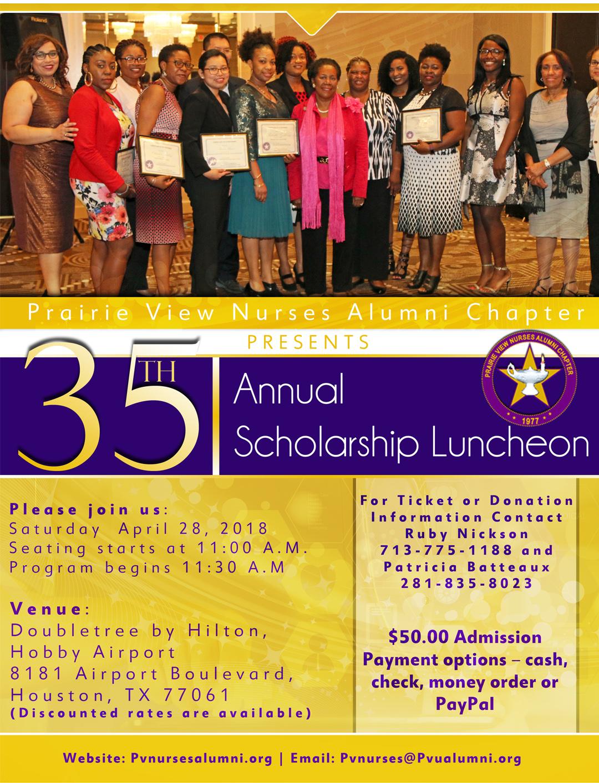 35th Scholarship Luncheon
