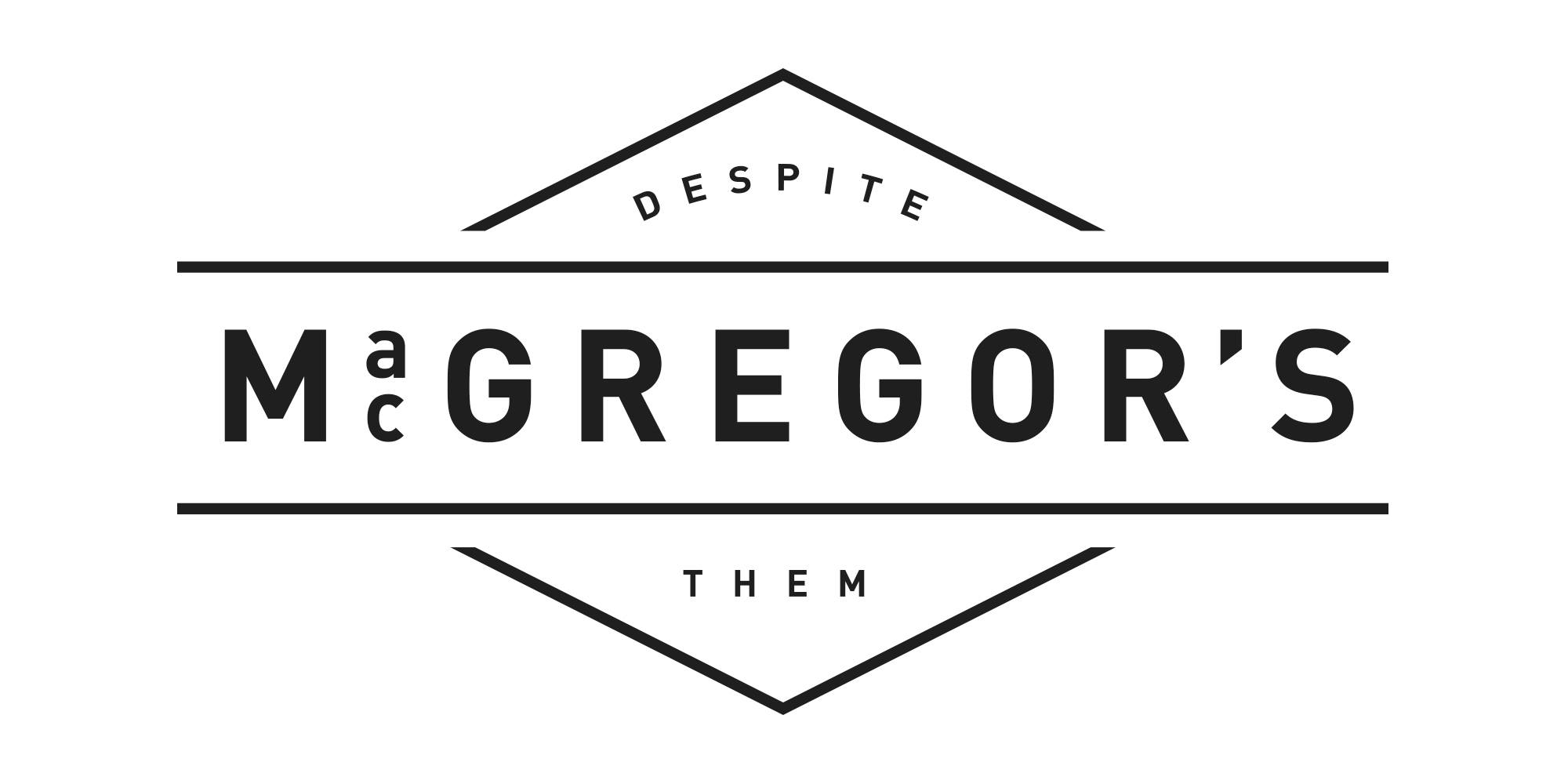 MacGregor's Bar logo