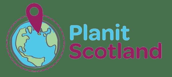 Planit Scotland logo