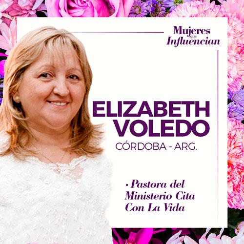 Elizabeth Voledo - Congreso Mujeres que Influencian