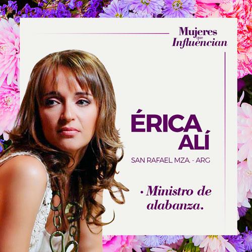 Erica Alí - Congreso