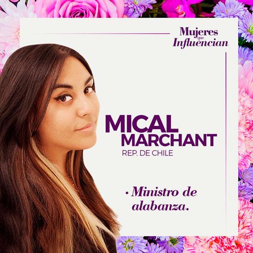 Mical Marchant - Congreso Mujeres que Influencian