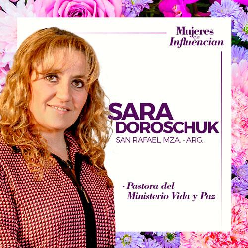 Sara Doroschuk - Congreso Mujeres que Influencian