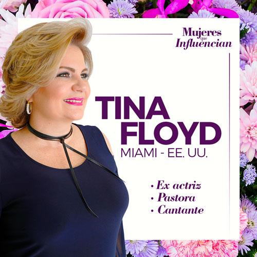 Tina Floyd - Congreso Mujeres que Influencian