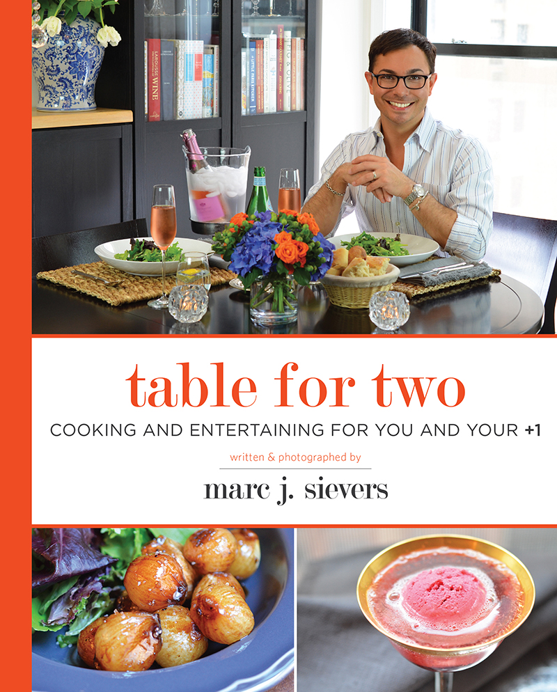 Table for Two front cover