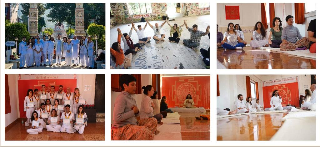 Come Join Us For Satyam Shivam Sundaram Meditation School upcoming 12 days 100 hours Meditation Teacher Training Certification Course In Rishikesh, India