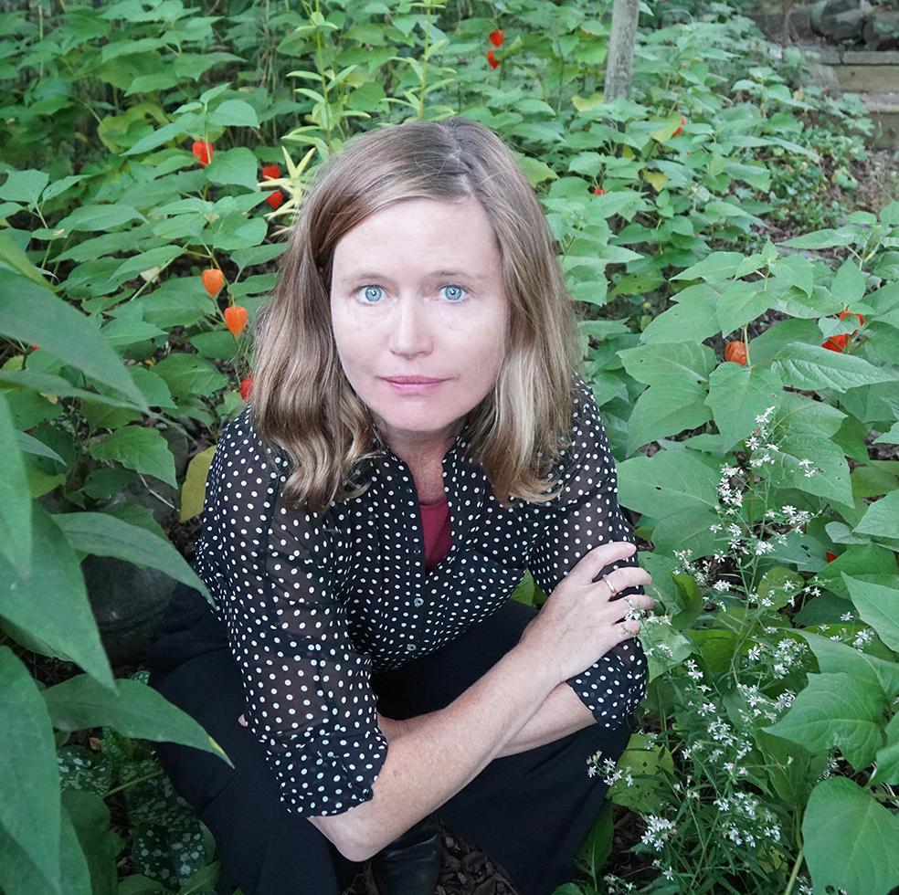 Photograph of Eryn Foster
