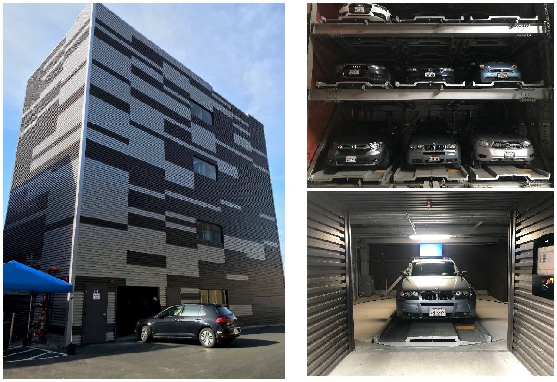Hive Parking Structure