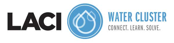 LACI Water Cluster Logo