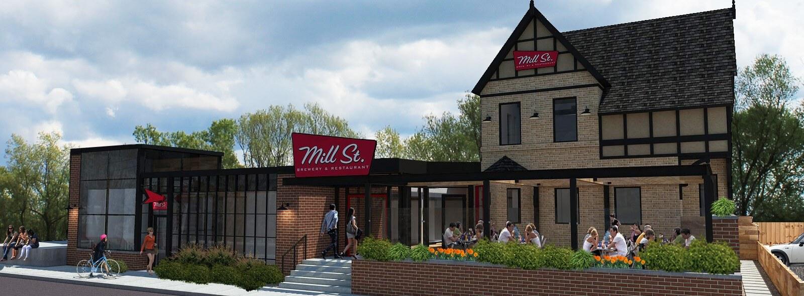 Calgary's new Millstreet Brewery