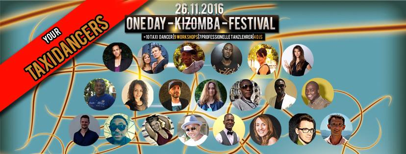 Kizomba Taxi Tänzer