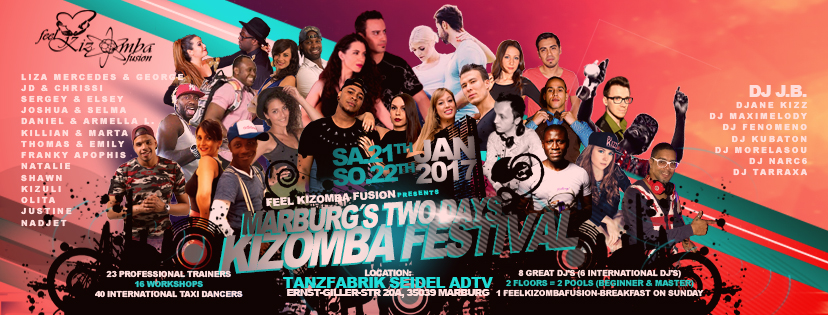 Kizomba Festival