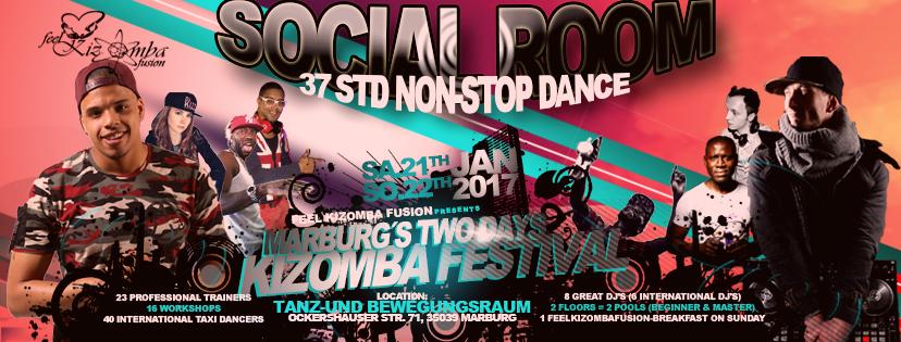 Kizomba Social Dance