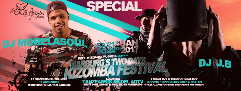 J.B. Kizomba DJ Morelassoul