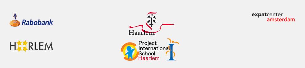 Haarlem Connect 2016 Sponsors