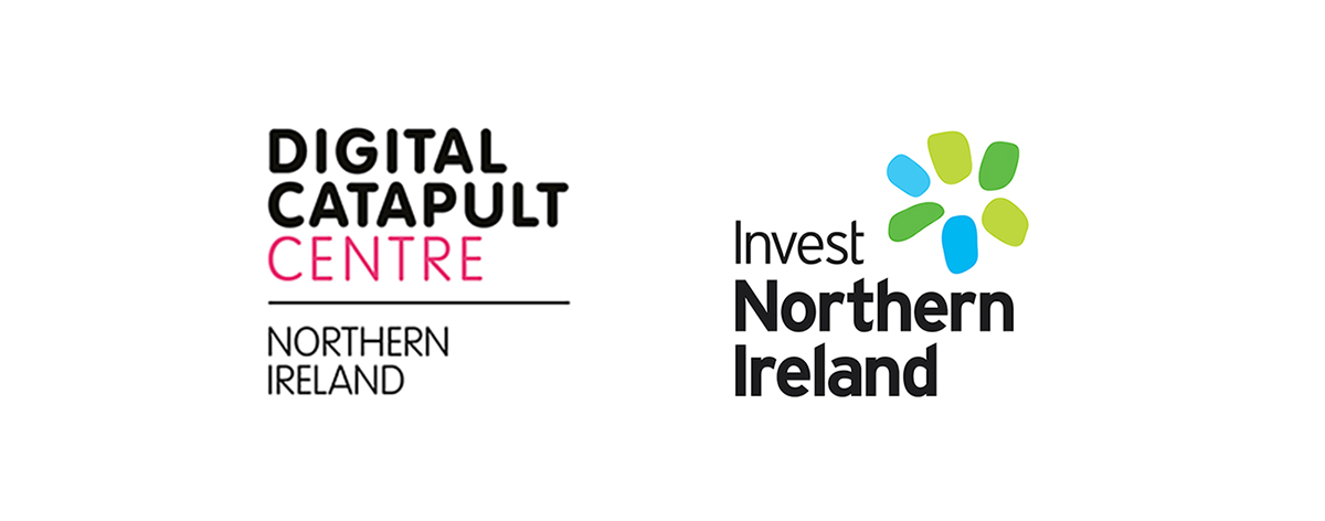 Invest NI and DC Logo
