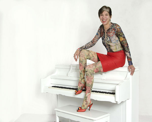 Grammy Nominated Blues Pianist Marcia Ball