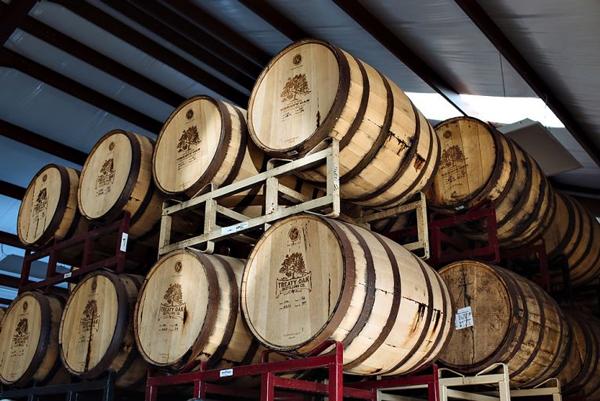 Treaty Oaks Distillery