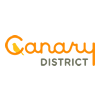 Canary District Logo