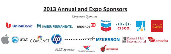 Annual and Expo Sponsors