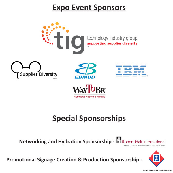 Event and Special Sponsors
