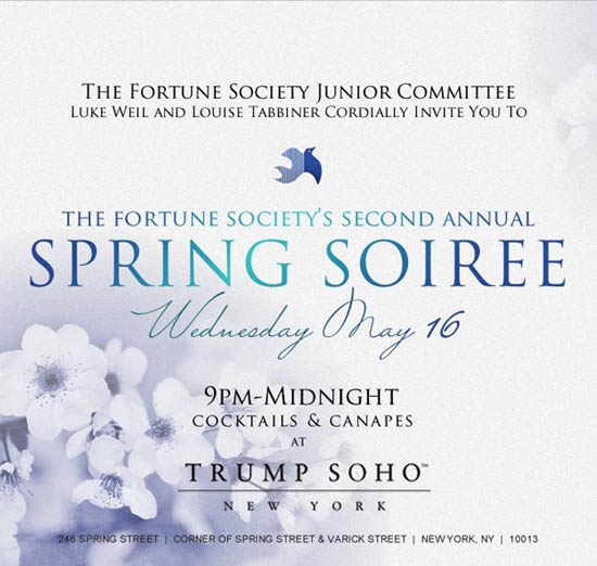 Fortune Society Spring Soiree