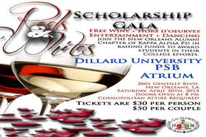 Reds & Whites Scholarship Gala | Hosted by New Orleans...