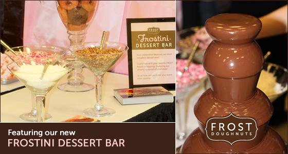 FROST Frostini Dessert Bar