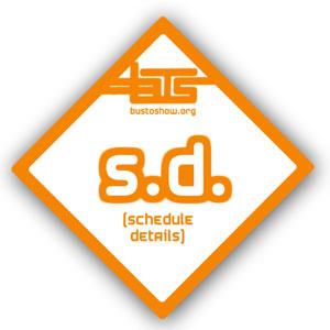 bts schedule details