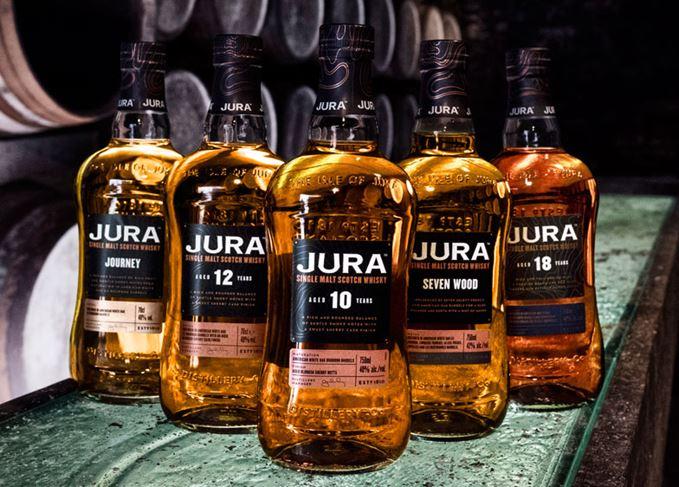 Jura Scotch