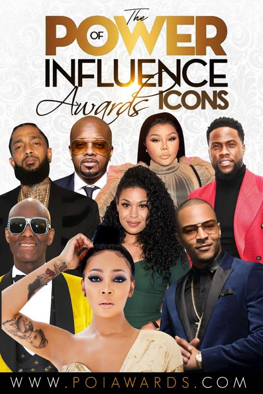 The Power of Influence Awards Honorees